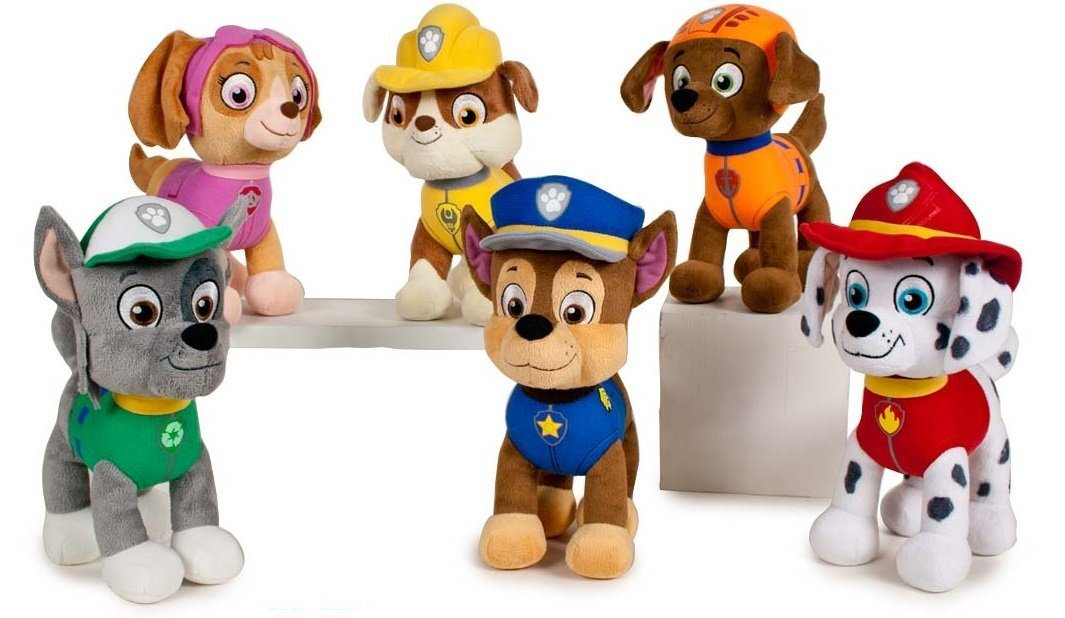 Giveaway Paw Patrol Plush Toy Ends May 11th Abczone