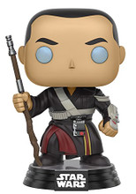 Funko Pop! Movie: Star Wars Rogue One - Chirrut Imwe Figure