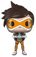 Funko Pop Games Overwatch - Tracer - Vinyl Action Figure 92 Collectible Toy 9298
