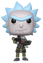 Rick & Morty Weaponized Rick Pop! Vinyl Figure