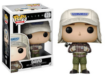 Funko Alien Covenant: Pop! Vinyl Figure David Rugged