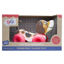 Fisher-Price Classics Little Snoopy Toy