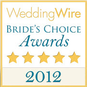 Wedding Wire Bride's Choice Award