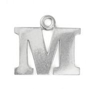 IMPRESSART -  Pewter Stamping Blank Letter M