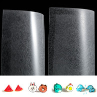 Shrink Plastic Sheet Clear 29x20cm