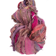 Silk Sari Ribbon Fair Trade - Pink