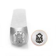 IMPRESSART - Ganesh Metal Stamp - 6mm