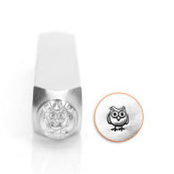 IMPRESSART - Hootie Metal Stamp - 6mm