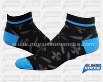 Custom Quebec Socks