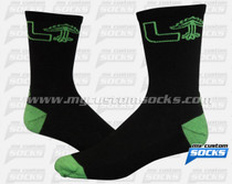 Custom Lighten up Socks