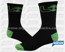 Custom Lighten up Socks