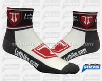 Custom Laferté Bicyles Socks