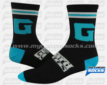 Custom Geard Cycles Socks