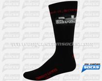 Custom Socks: CrossFit Akron