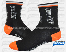 Custom Bicycles Quilicot Socks