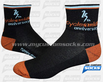 Custom Cyclesmith Bike Store Socks