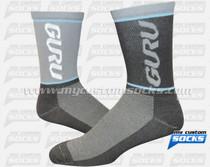 Custom Guru Bikes Socks