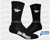 Custom Kingsrowe.com Socks