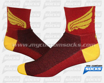 Custom Las Lomas High School Socks