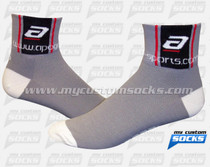 Custom Apogee - Grey socks Socks