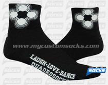 Custom Quadro  Socks