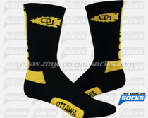 Custom Ottawa Volleyball  Socks