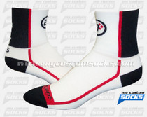 Custom Apogee - White Socks