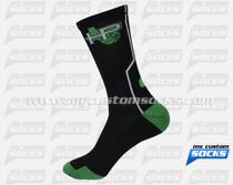Custom Elite Socks: Houston Phenoms Basketball Team