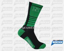 Custom Elite Socks: Nordonia Hills School Team