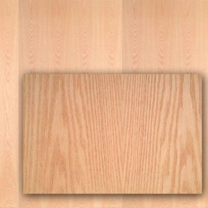 Unfinished Veneer Plywood Paneling
