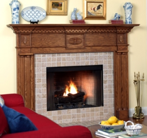 Prestige Collection Wood Mantels