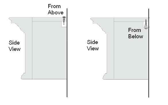 How to install Window Cornices