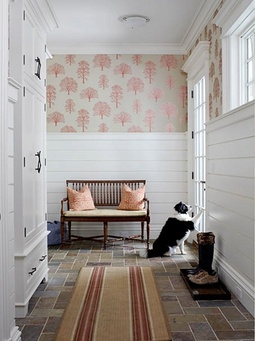 widen the appeal of beadboard paneling - design the space