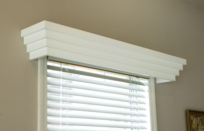 Window Cornices Treatments Decorating Ideas