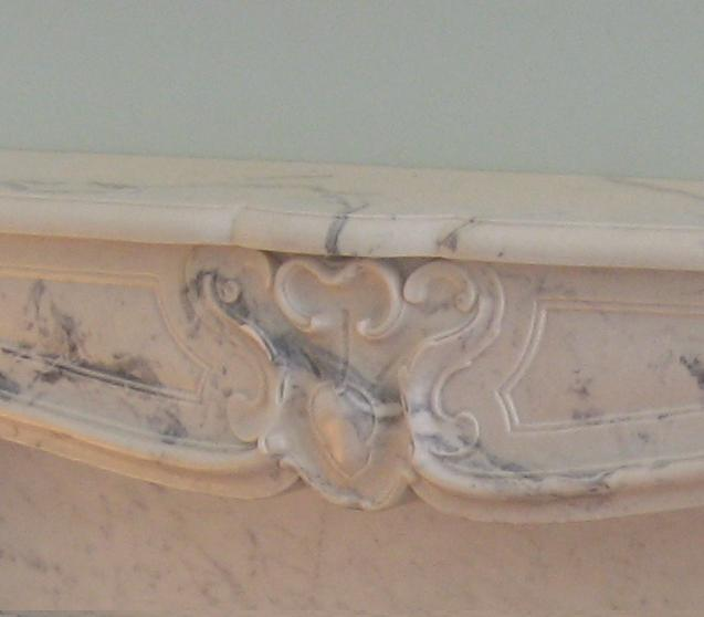 Savoy French Marble Mantels