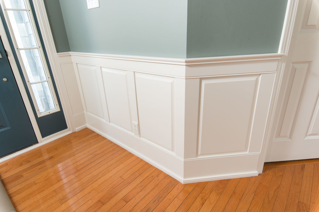 Raised Panel Siding : Wainscot panel kits raised panels classic traditional