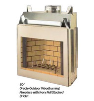 Oracle Outdoor Fireplace