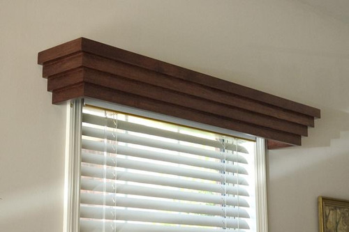 Cascade Window Cornice