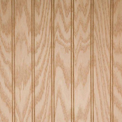 oak beaded wainscot panels genuine oak veneer