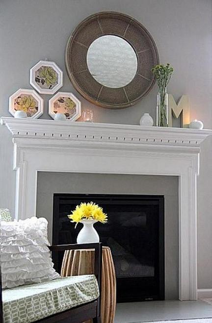 Wood Fireplace Mantels | Nashville | Americana Collection