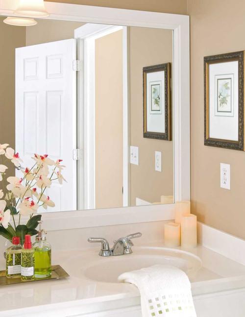 Bathroom Mirror Frames | Bathroom Mirror | Mirror Frame | Mirrors ...