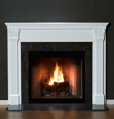 Wood Fireplace Mantels | Olympic | American Collection