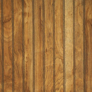 4 x 8 Sheets of beaded Natchez Pecan laminate panels
