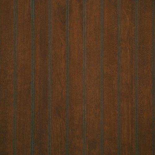 dark brown walnutlike coloring on our cafe cider paneling