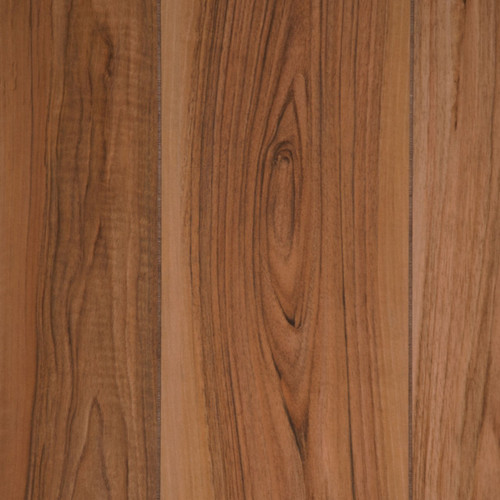 Full 4 x 8 sheet of Manhattan Walnut paneling random plank separated by a groove - 4x8 paneling