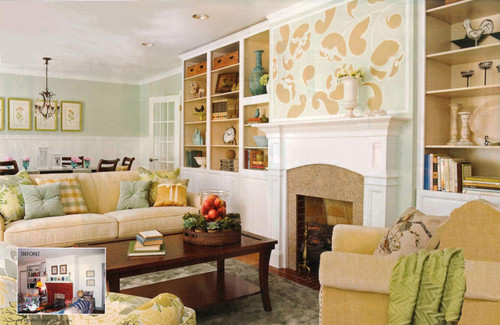 hanford wood fireplace mantel custom