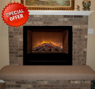 Save $200 on this new Modern Flames insert.  First come, first serve