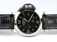 Officine Panerai Watch - Luminor 1950 3 Day Power Reserve GMT PAM 321