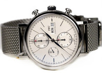IWC Watch - Portofino Chronograph Automatic