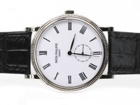 Patek Philippe Watch - Calatrava White Gold 5116G